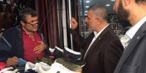 HÜDA PAR Ankara İl Teşkilatından Gölbaşı esnafına ziyaret