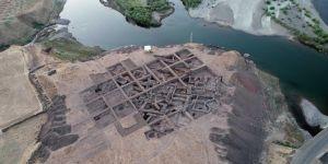 Solhan'da Urartu dönemine ait 3 bin 600 yıllık yerleşim yeri ortaya çıkarıldı