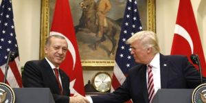 New offer from the United States to Turkey