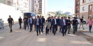 Çevre ve Şehircilik Bakan Yardımcısı Varank Şırnak'ta