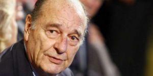 Fransa Eski Cumhurbaşkanı Jacques Chirac öldü