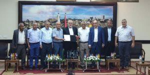 Hamas Filistinli grupların uzlaşı girişimini şartsız kabul ettiğini açıkladı