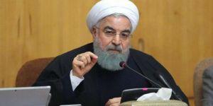 Ruhani: ABD görüşme karşılığında yaptırımları kaldırmayı teklif etti