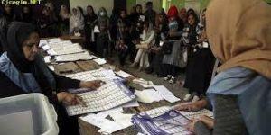 Afganistan'da seçimler tamamlandı