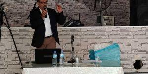 İzmir'de sosyal medya kullanımı konulu seminer düzenlendi