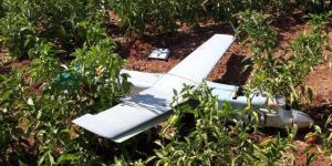 Turkish F-16s shot down a drone on Syrian border