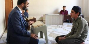 Diyarbakır İl Müftüsü Kur'an kurslarını denetledi