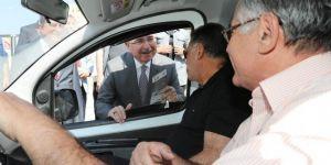 """Mardin'de """"Yaya Geçidi Nöbeti"""" uygulaması"""