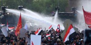 Bağdat'ta gösteriler devam etti