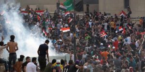 Irak'ta hükümet karşıtı gösteriler: 12 ölü, yüzlerce yaralı