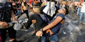 Irak'taki protestolarda ölenlerin sayısı 18'e yükseldi
