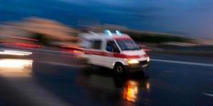 Belen'de askeri araç devrildi: 2 ölü 5 yaralı