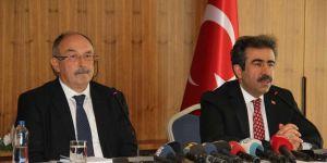 Dışişleri Bakanlığı Diyarbakır İrtibat Bürosu konulu basın toplantısı yapıldı