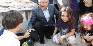 """Mardin'de """"Hayvanları Koruma Günü"""" etkinliği"""