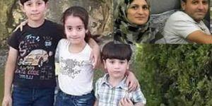 Erbil'de 5 kişilik bir aile katledildi