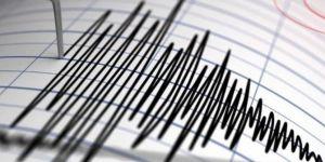 Datça'da 4.1 büyüklüğünde deprem