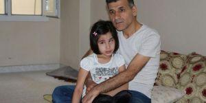 Mardin'de Suriyeli baba hasta kızı için yardım bekliyor