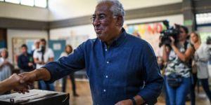 Portekiz'de seçimleri Başbakan Antonio Costa kazandı