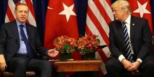 President Erdoğan hold a phone conversation with Trump