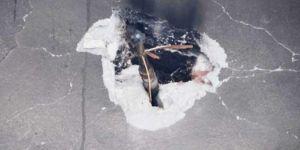 Nusaybin'e 6 roket atıldı