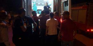 Nusaybin'e atılan roketler nedeniyle 3 kişi yaralandı