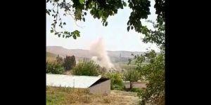 Birecik'e 2 roketatar mermisi düştü