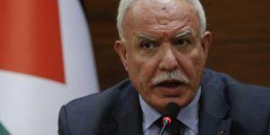 Filistinli Bakan Maliki: Harekat hakkında bir açıklama yapmayacağız