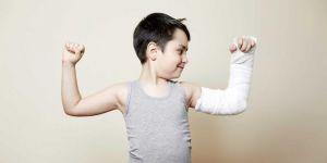 Okul döneminde çocuk kırıklarına dikkat