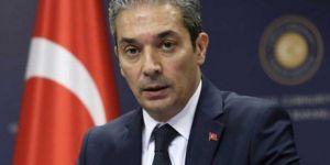 Dışişleri Bakanlığı Sözcüsünden Güvenli Bölgeye ilişkin açıklama