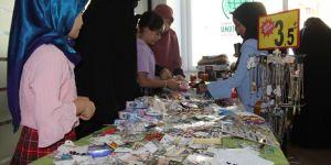 Diyarbakır Umut Kervanından ihtiyaç sahipleri yararına kermes