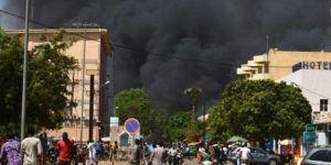 Burkina Faso'da camiye saldırı