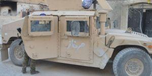 ABD'nin PKK'ye verdiği araçlar Suriye Milli Ordusu'nun eline geçti