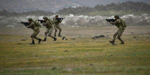 MSB: Öldürülen PKK/PYD-YPG'li sayısı 459 oldu