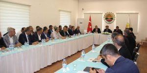 KOSGEB Genel Başkanı Diyarbakır'da