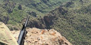 Şırnak'ta bir PKK'li öldürüldü