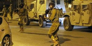 10 Palestinians kidnaped by zionists in W. Bank