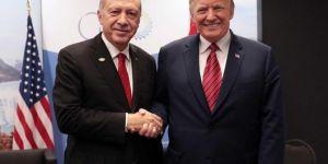 Cumhurbaşkanı Erdoğan Twitter'dan açıklama yaptı: Trump'la fikir alışverişinde bulunduk