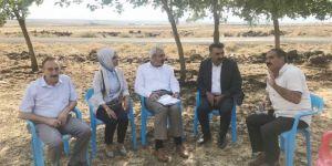 Bağlar Belediyesi meclis üyeleri mahallelilerin sorunlarını dinledi