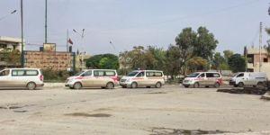 MSB: 86 araçlık bir konvoy Tel Tamir istikametinde çıkış yaptı