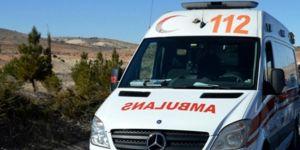 Nurdağı'nda hafif ticari araç ile kamyonet çarpıştı: 1 ölü 6 yaralı