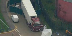 İngiltere'de kamyondan çıkan 39 cesetle ilgili detaylar ortaya çıktı