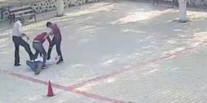 Diyarbakır'da öğrenci yakınları öğretmeni darp etti