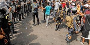 Irak'ta hayat pahalılığı ve yolsuzluk protestoları