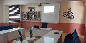 Diyadin'de Kur'an-ı Kerim Odası açıldı