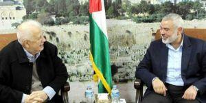 Filistin Merkez Seçim Kurulu heyeti Gazze'yi ziyaret ediyor