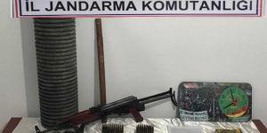 Saray'da 1 PKK'li yakalandı
