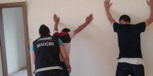 Midyat'ta uyuşturucu operasyonu: 7 kişi tutuklandı