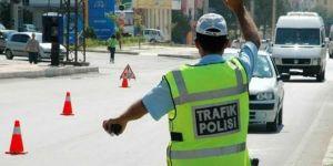 Gaziantep'te 233 sürücüye kırmızı ışık ihlali cezası