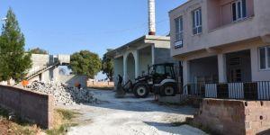 Hilvan Belediyesi'nden çevre düzenleme çalışmaları