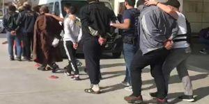 Siirt'te DAİŞ ve PKK'ye eş zamanlı operasyon
